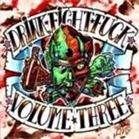 Various Artists - Drink Fight Fuck Vol.3 (Music CD)