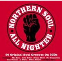 Various - Northern Soul All Nighter (Music CD)