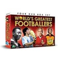 Worlds Greatest Footballers [DVD]
