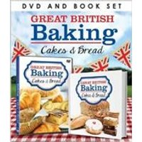 Great British Baking: Bread & Cakes DVD and Book Set