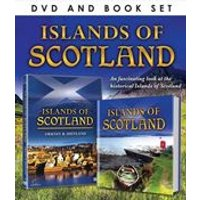 Islands of Scotland (DVD/Book Gift Set)