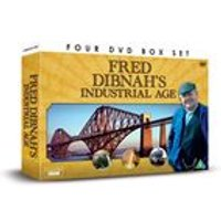 Fred Dibnahs Industrial Age 4 DVD Gift Set
