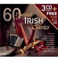 Various Artists - 60 Essential Irish Classics (Music CD)
