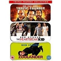 Tropic Thunder / Zoolander / The Heartbreak Kid