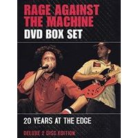 Rage Against the Machine - 20 Years At The Edge (+DVD)
