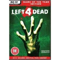 Left 4 Dead - Game of the Year Edition (PC DVD)