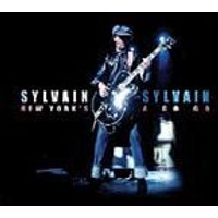 Sylvain Sylvain - New Yorks A Go Go (Music CD)
