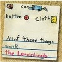 Lemonheads (The) - Car Button Cloth (Music CD)
