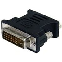 StarTech Adaptor Dvi To Vga Cable Adaptor Black