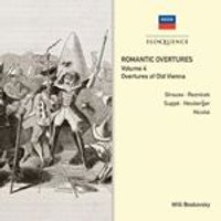 Romantic Overtures, Vol. 4: Overtures of Old Vienna (Music CD)