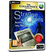Strange Cases 3: The Secrets of Grey Mist Lake - Collectors Edition (PC DVD)