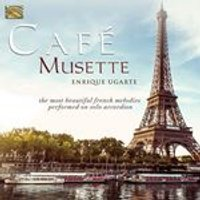 Enrique Ugarte - Caf Musette (Music CD)