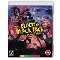 Blood and Black Lace [Dual Format Blu-ray + DVD]
