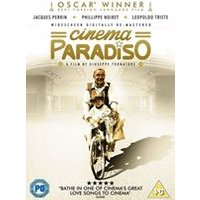 Cinema Paradiso 25th Anniversary