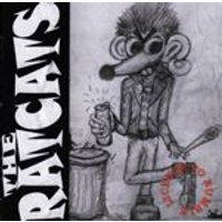 Rat Cats - License to Rumble (Music CD)