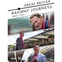 Great British Railway Journeys Series 1 - 3