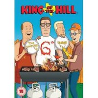 King Of The Hill - Complete Season 6