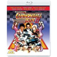 The Cannonball Run II (Blu-ray & DVD)
