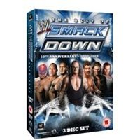 WWE - Best Of SmackDown 10th Anniversary 1999 - 2009