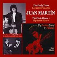 Juan Martín - Early Years (The Exciting Sound of Flamenco) (Music CD)