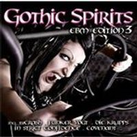 Various Artists - Gothic Spirits (EBM Edition 3) (Music CD)
