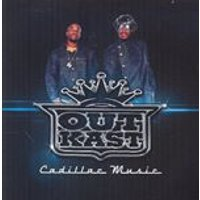 OutKast - Cadillac Music (Music CD)