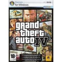 Grand Theft Auto IV (GTA 4) (PC)