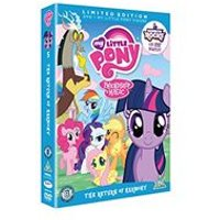 My Little Pony Season 2 - Volume 1 - The Return of Harmony- Limited Edition