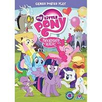 My Little Pony - Friendship Is Magic: Games Ponies Play