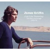 James Griffin - Just Like Yesterday (Solo Anthology) (Music CD)