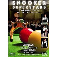 Snooker Superstars - The Matchroom Series - Volume Two