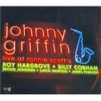 Johnny Griffin - Live At Ronnie Scotts [Digipak] (Music CD)