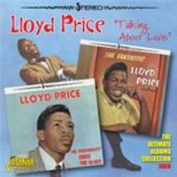 Lloyd Price - Talking About Love: The Ultimate Albums Collection 1960 (Music CD)