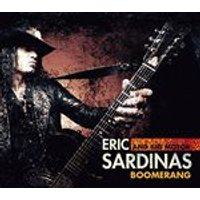 Eric Sardinas & Big Motor - Boomerang (Music CD)