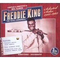 Freddie King - The Texas Cannonball (Music CD)