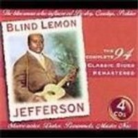 Blind Lemon Jefferson - Complete Classic 94 Sides, The