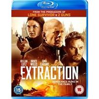 Extraction [Blu-ray]