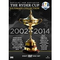 Ryder Cup Official Ultimate Collection 2002-2014