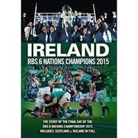 Ireland RBS 6 Nations Champions 2015