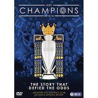 Leicester City Football Club 2015/2016 Official Review...Champions