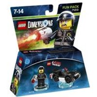 LEGO Dimensions - The LEGO Movie - Bad Cop Fun Pack