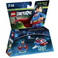 LEGO Dimensions - DC Comics - Superman Fun Pack