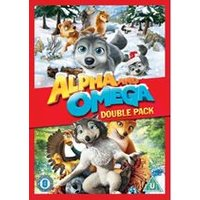 Alpha And Omega 1 And 2 (DVD)