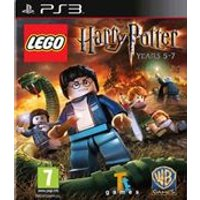 LEGO Harry Potter: Years 5-7 (PS3)