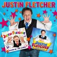 Justin Fletcher - Hands Up/The Best of Friends (Music CD)