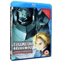 Fullmetal Alchemist Brotherhood Four (Episodes 40-52) (Blu-ray)