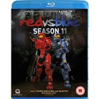 Red vs Blue: Season 11 (Blu-ray)