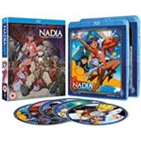 Nadia: Secret Of The Blue Water - Complete Series Collection (Blu-ray)