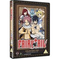 Fairy Tail: Collection Two (Episodes 25-48)