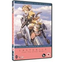 Last Exile: Fam, The Silver Wing Part 2 (Episodes 12-23)